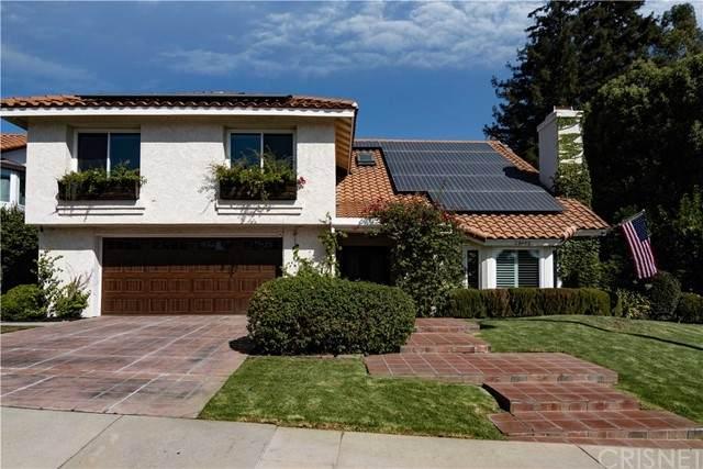 29465 Fountainwood Street, Agoura Hills, CA 91301 (#SR21205289) :: The Suarez Team