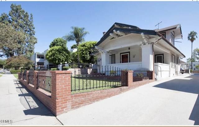 370 S Los Robles, Pasadena, CA 91101 (#P1-6736) :: Montemayor & Associates
