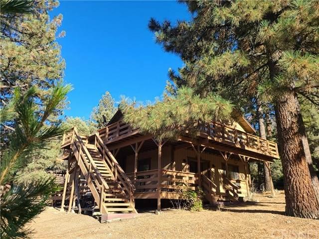 15329 Acacia Way, Pine Mountain Club, CA 93222 (#SR21206778) :: The Suarez Team