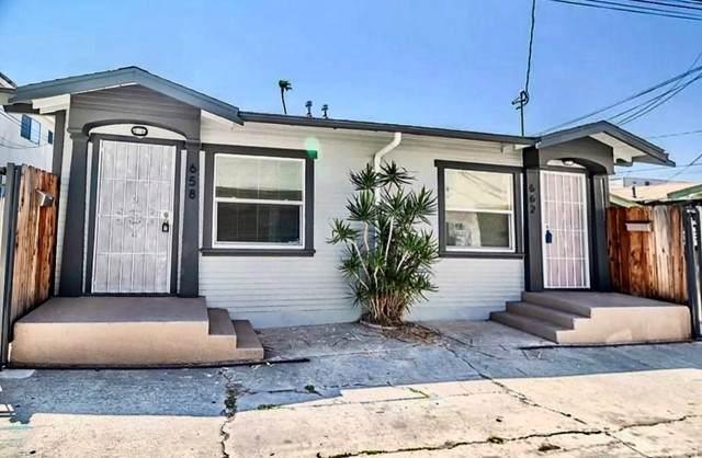 658 Junipero Avenue, Long Beach, CA 90814 (#SR21206807) :: The Parsons Team