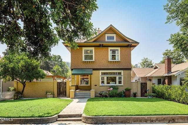 525 El Centro Street, South Pasadena, CA 91030 (#P1-6740) :: The Suarez Team