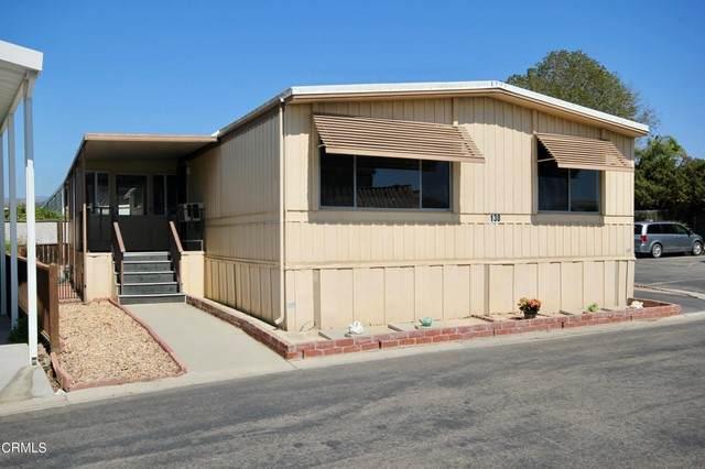 130 Lantana Way #130, Ventura, CA 93004 (#V1-8492) :: Montemayor & Associates