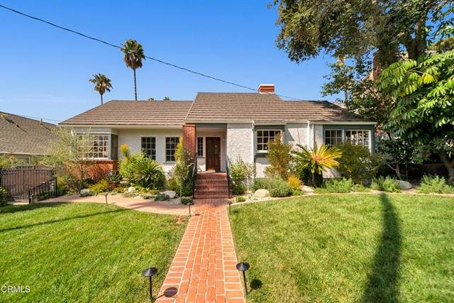 1425 Campbell Street, Glendale, CA 91207 (#P1-6745) :: TruLine Realty
