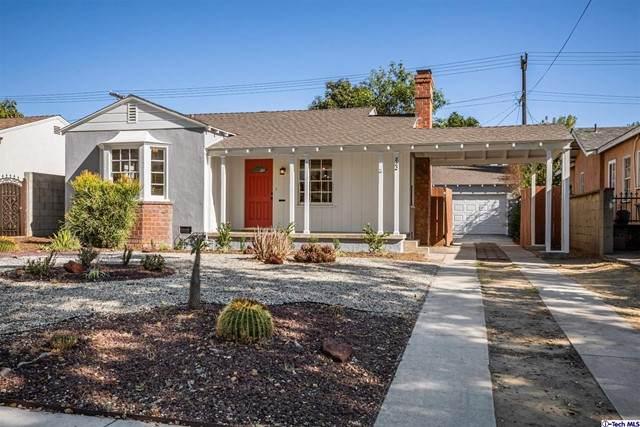 822 Norton Avenue, Glendale, CA 91202 (#320007661) :: TruLine Realty