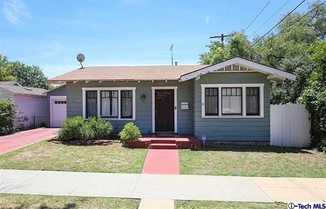 1440 Asbury Drive, Pasadena, CA 91104 (#320007685) :: TruLine Realty