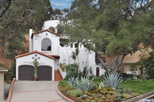 1326 San Luis Rey Drive, Glendale, CA 91208 (#320007742) :: TruLine Realty