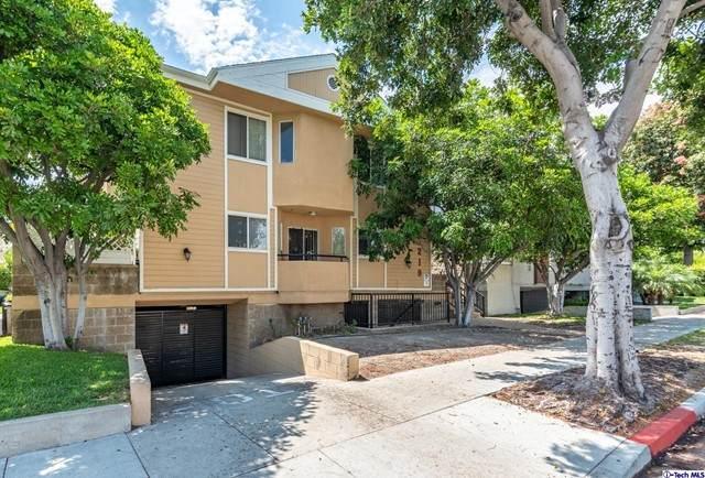 219 N Adams Street #7, Glendale, CA 91206 (#320007762) :: TruLine Realty