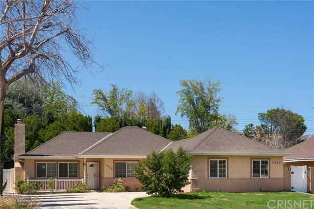 7923 Ducor Avenue, West Hills, CA 91304 (#SR21204144) :: The Suarez Team