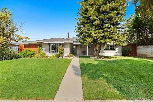 18707 Nordhoff Street, Northridge, CA 91324 (#SR21208054) :: Compass