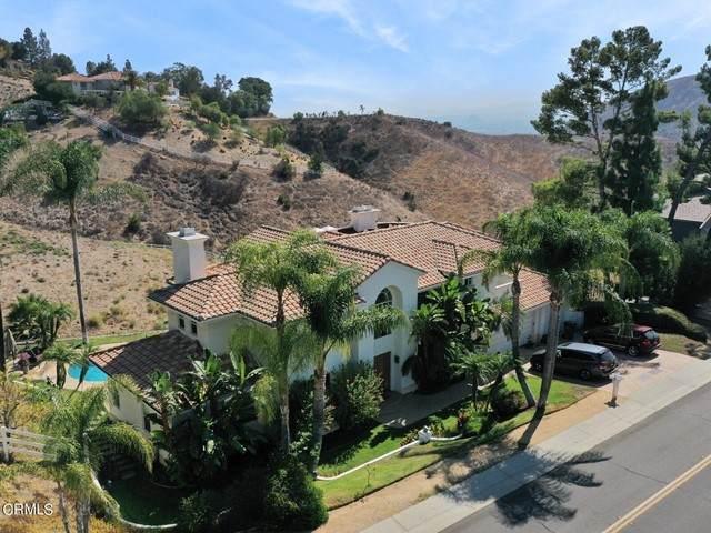 70 Dapplegray Road, Bell Canyon, CA 91307 (#V1-8517) :: Powell Fine Homes Group, Inc.
