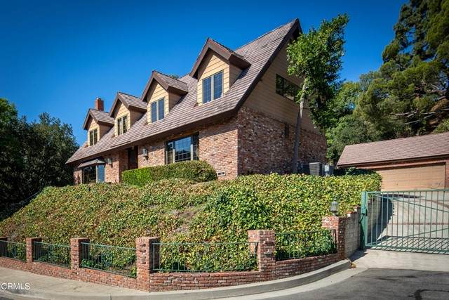 3787 Whiting Manor Lane, Glendale, CA 91208 (#P1-6767) :: TruLine Realty