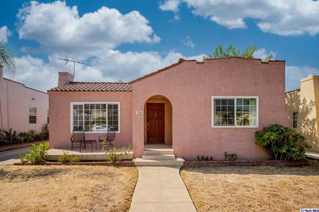 708 Arden Avenue, Glendale, CA 91202 (#320007770) :: TruLine Realty