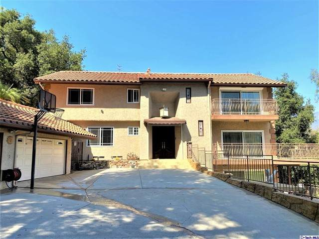 3311 Beaudry Terrace, Glendale, CA 91208 (#320007734) :: TruLine Realty