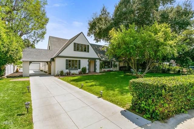 380 S Parkwood Avenue, Pasadena, CA 91107 (#P1-6776) :: The Parsons Team