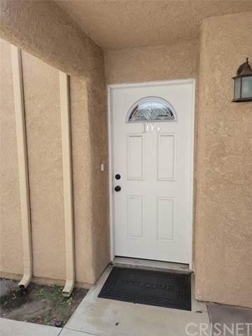 10331 Lindley Avenue #105, Northridge, CA 91326 (#SR21209367) :: The Suarez Team