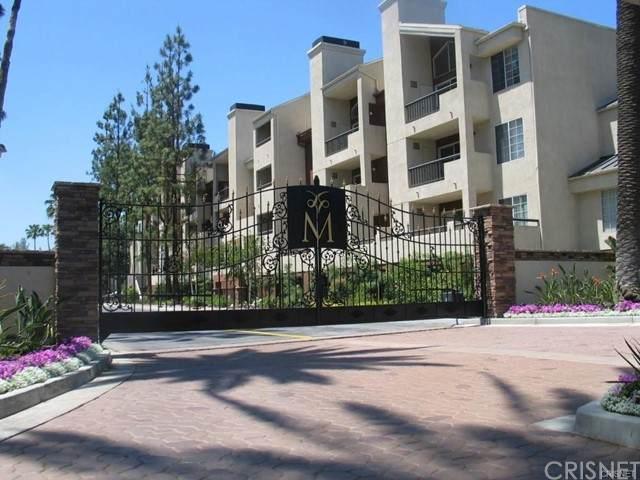 5510 Owensmouth Avenue #321, Woodland Hills, CA 91367 (#SR21195859) :: The Suarez Team