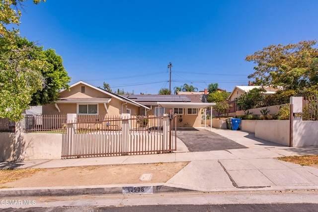10908 Jamie Avenue, Pacoima, CA 91331 (#221005207) :: Montemayor & Associates