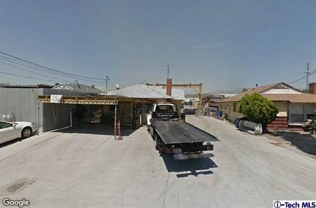 8732 Bradley Avenue, Sun Valley, CA 91352 (#320007781) :: Vida Ash Properties | Compass