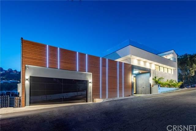 1911 Sunset Plaza Drive, Los Angeles, CA 90069 (#SR21204176) :: TruLine Realty