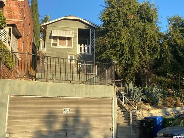 907 Dexter Street, Los Angeles, CA 90042 (#320007782) :: TruLine Realty