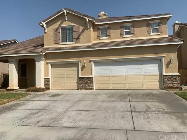 44218 Raven Lane, Palmdale, CA 93536 (#SR21209679) :: TruLine Realty