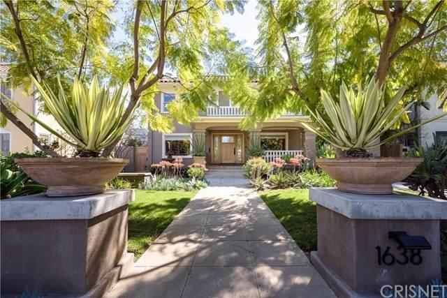 1638 S Victoria Avenue, Los Angeles, CA 90019 (#SR21209937) :: Berkshire Hathaway HomeServices California Properties
