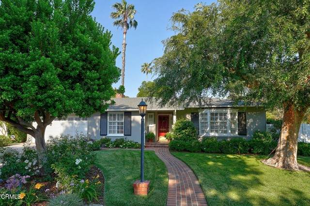 522 La Paz Drive, Pasadena, CA 91107 (#P1-6795) :: The Parsons Team