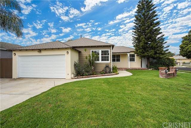 9025 Rhea Avenue, Northridge, CA 91324 (#SR21210189) :: The Parsons Team