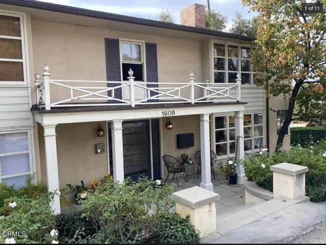 1609 Raymond Hill Road, South Pasadena, CA 91030 (#P1-6803) :: The Suarez Team