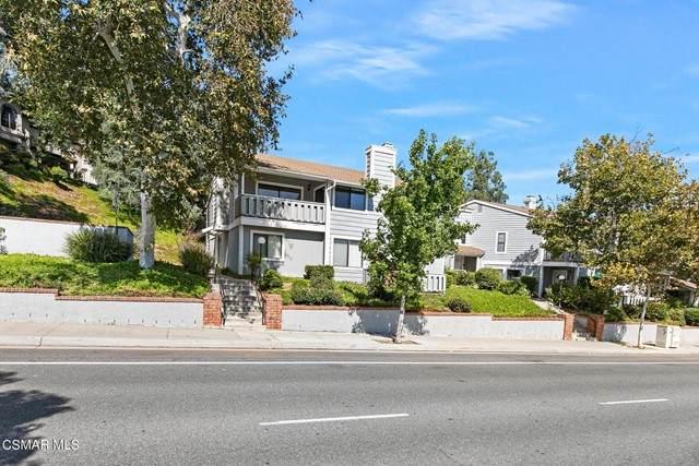 29125 Thousand Oaks Boulevard F, Agoura Hills, CA 91301 (#221005245) :: Mark Moskowitz Team | Keller Williams Westlake Village
