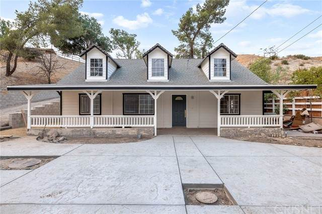16003 Baker Canyon Road, Outside Area (Inside Ca), CA 91390 (#SR21211136) :: The Parsons Team