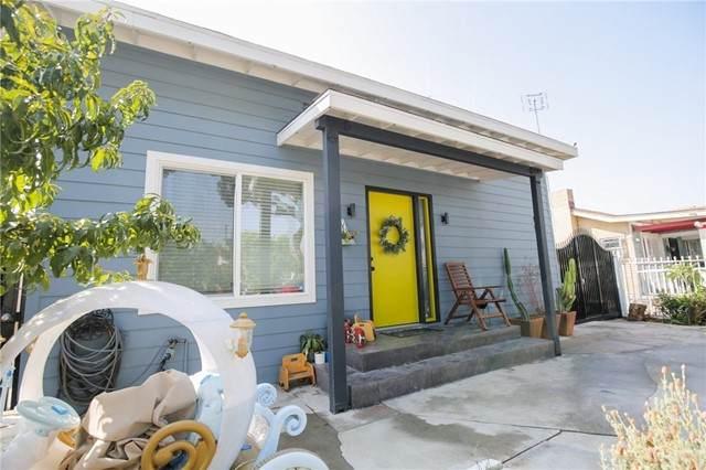 1942 W 43rd Street, Los Angeles, CA 90062 (#SR21209017) :: Vida Ash Properties | Compass