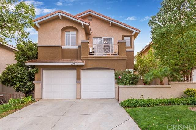 27618 Morning Glory Place, Castaic, CA 91384 (#SR21209259) :: Compass