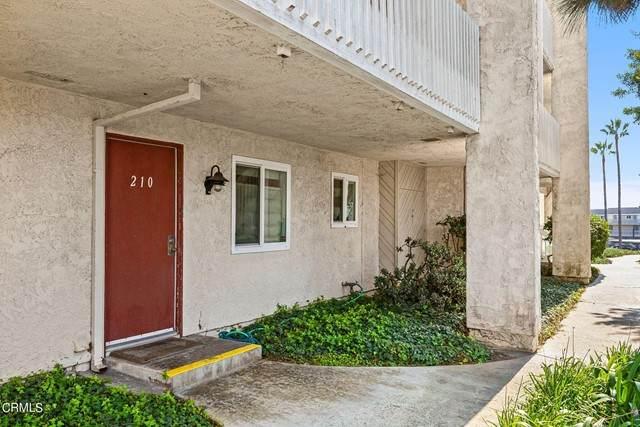 251 S Ventura Road #210, Port Hueneme, CA 93041 (#V1-8582) :: The Bobnes Group Real Estate