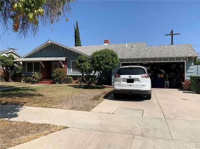 9608 Forbes Avenue, Northridge, CA 91343 (#SR21212875) :: The Parsons Team