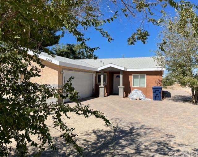 10645 E Avenue R12, Littlerock, CA 93543 (#SR21213114) :: Vida Ash Properties | Compass