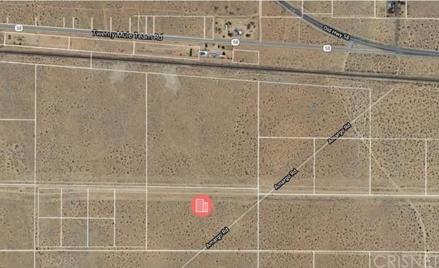 9999 Amargo Road, Unknown, CA 93516 (#SR21213359) :: The Parsons Team