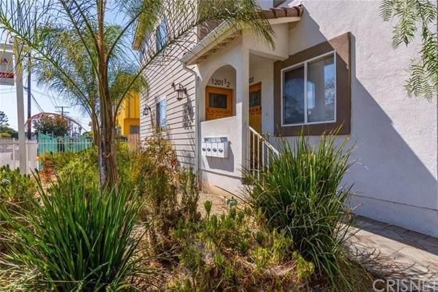 1203 S Catalina Street, Los Angeles, CA 90006 (#SR21213516) :: The Parsons Team
