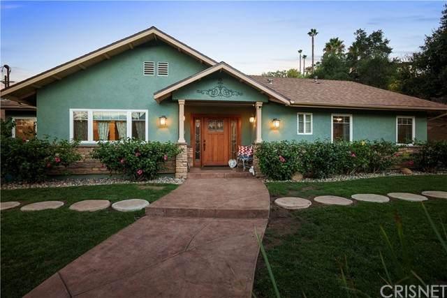 9664 Wheatland Avenue, Shadow Hills, CA 91040 (#SR21213655) :: Lydia Gable Realty Group