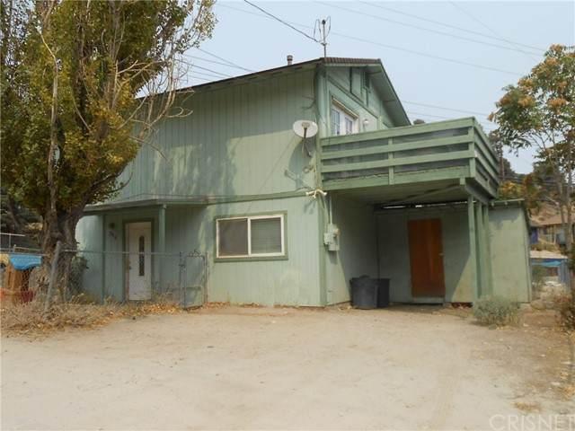 704 Elm Trail, Frazier Park, CA 93225 (#SR21212571) :: Vida Ash Properties | Compass