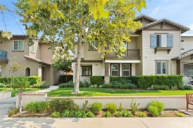 27448 Riverside Lane, Valencia, CA 91354 (#SR21214422) :: Compass