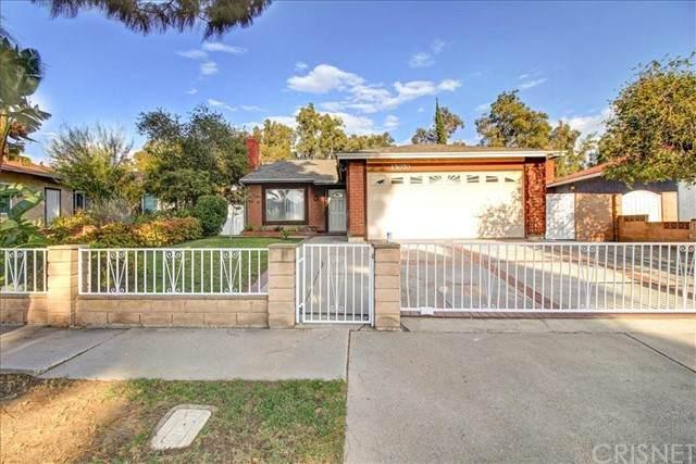 13070 Tonopah Street, Arleta, CA 91331 (#SR21214305) :: Compass