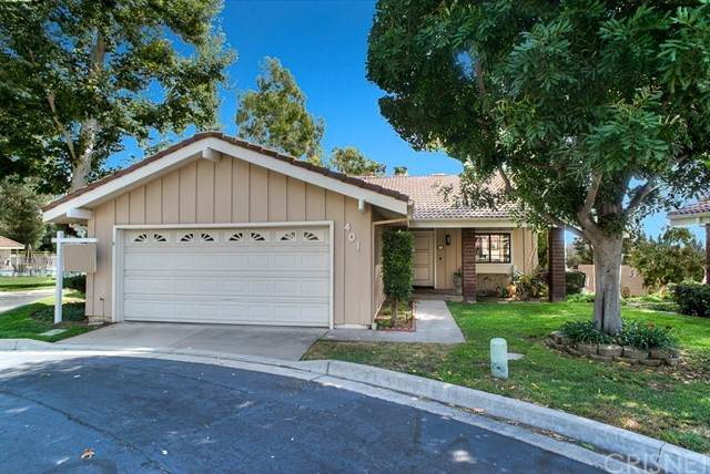 401 Crestridge Drive, Oak Park, CA 91377 (#SR21214364) :: Mark Moskowitz Team | Keller Williams Westlake Village