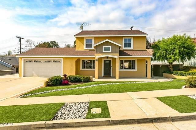 4961 Terry Drive, Ventura, CA 93003 (#V1-8643) :: Lydia Gable Realty Group