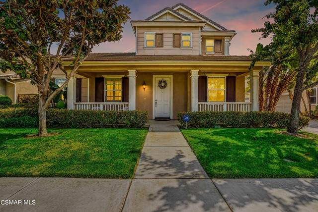 410 Town Forest Court, Camarillo, CA 93012 (#221005316) :: The Parsons Team