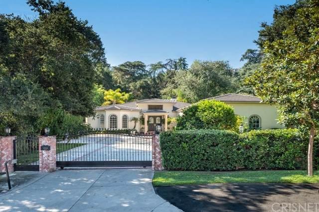 17054 Rancho Street, Encino, CA 91316 (#SR21217241) :: The Bobnes Group Real Estate