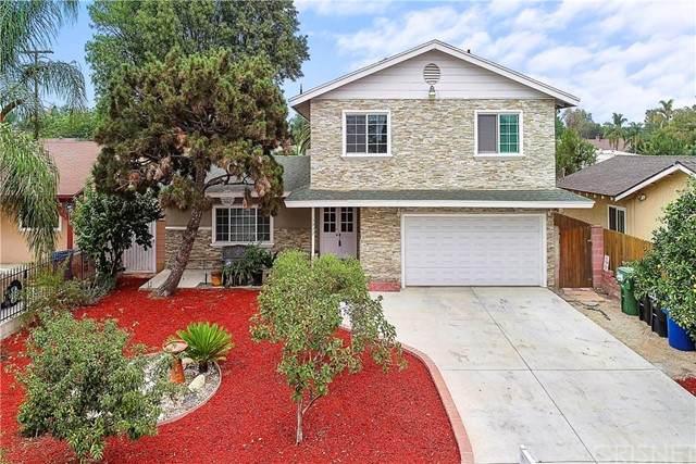 15911 Community Street, North Hills, CA 91343 (#SR21217474) :: Vida Ash Properties | Compass