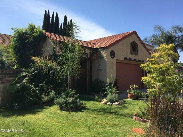 15326 E Benwood Drive, Moorpark, CA 93021 (#221005366) :: Mark Moskowitz Team | Keller Williams Westlake Village