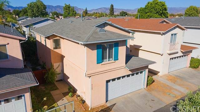 9300 Burnet Avenue #117, North Hills, CA 91343 (#SR21218796) :: The Bobnes Group Real Estate