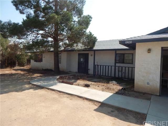 8400 Willow Avenue, California City, CA 93505 (#SR21219002) :: Vida Ash Properties | Compass